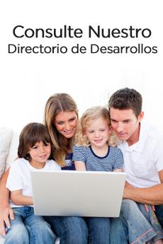 Consulte Nuestro Directorio de Desarrollos
